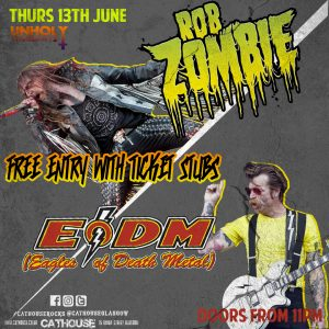 Special events at cathouse rock club - Rob Zombie and Eagles of Death Metal Afterparty